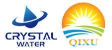 CRYSTAL & QIXU Logo