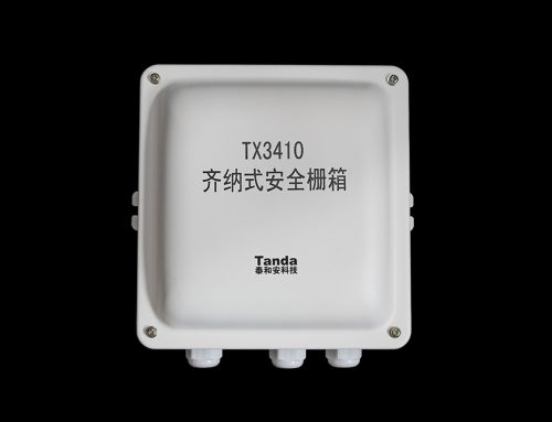 齐纳式安全栅箱TX3410