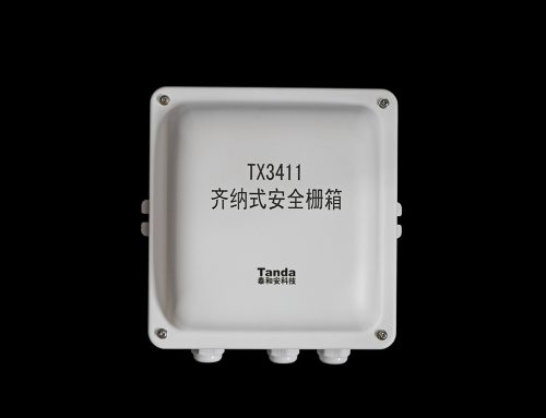 齐纳式安全栅箱TX3411